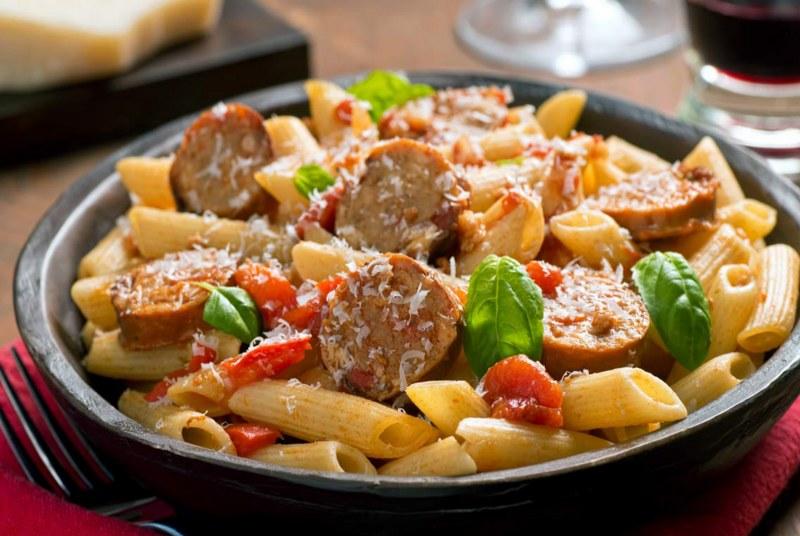 Pasta alla Zozzona - Olio all'Aglio_800x536